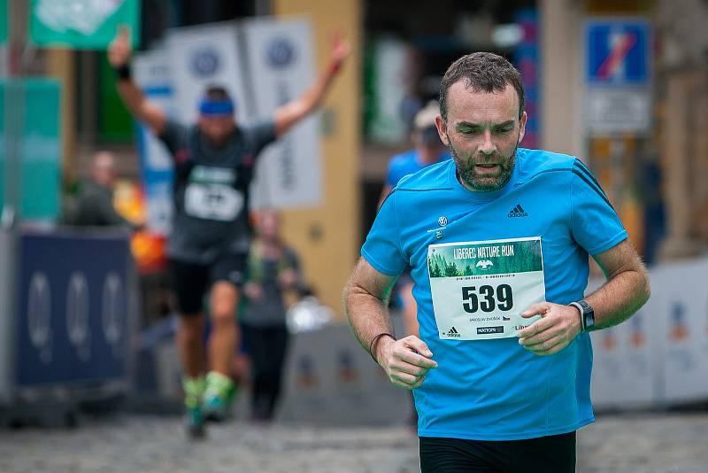 První ročník běžeckého závodu Liberec Nature Run se uskutečnil 7. října v Liberci. Na kratší (12 kilometrů) i delší trať (22 kilometrů) hlavního závodu se postavilo po tisícovce běžců.