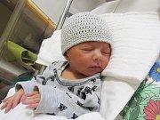 ALEX MARTÍNEK  Narodil se 17. ledna v liberecké porodnici mamince Lence Martínkové z Liberce.  Vážil 3,05 kg a měřil 48 cm.