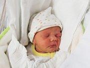 BÁRA PROSOVÁ  Narodila se 24. ledna v liberecké porodnici mamince Veronice Brožové z Liberce. Vážila 2,55 kg a měřila 49 cm.
