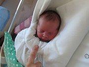 EDUARD SPILLER Narodil se 17. května v liberecké porodnici mamince Lucii Spillerové z Chloudova. Vážil 3,45 kg a měřil 50 cm.