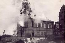 Liberecká synagoga v novorenesančním stylu v 19. století perfektně zapadala do měnícího se centra Liberce. Na její stavbu přispěli lidé z celého Liberce. Osmiboká věž synagogy bývala dominantou.