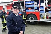 Nový, na zakázku v Německu vyrobený a vybavený zásahový vůz CAS 20 Tatra Terrno, převzali dobrovolní hasiči v Chrastavě.