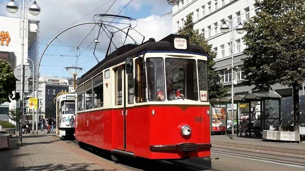 Tramvaj GOTHA T2-62.
