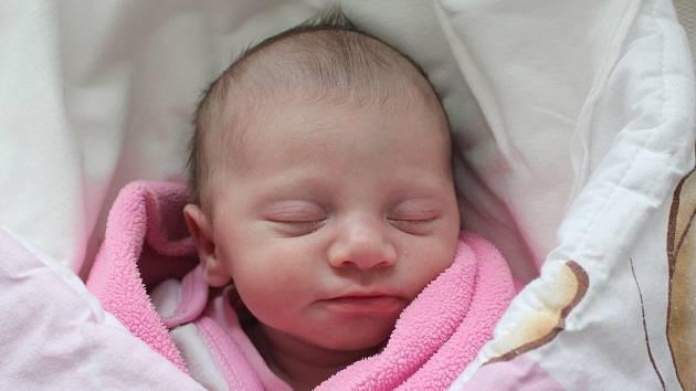 Evelin Vildnerová se narodila 5. března v liberecké porodnici mamince Evě Vildnerové z Jablonného v Podještědí. Vážila 2,6 kg a měřila  48 cm.