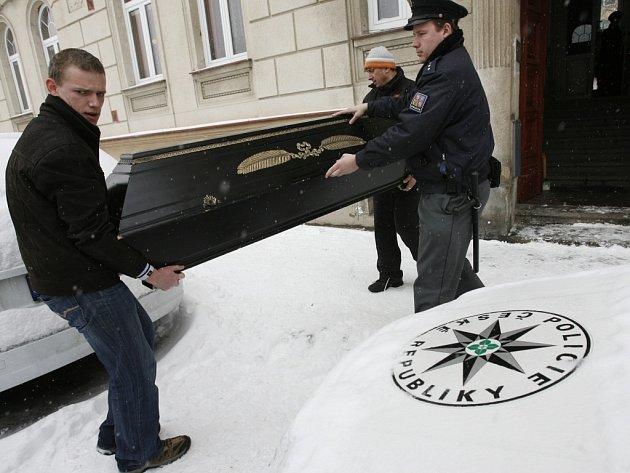 NOVÁ SLUŽBA KORONERA. Koroneři mají v Libereckém kraji začít působit od poloviny letošního roku.