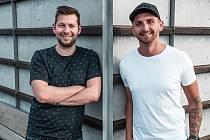 Ondřej Nekvinda a Lukáš Zajíc, zakladatelé liberecké firmy Smartmockups.