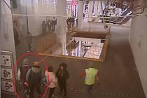 Policie vyhlásila pátrání po svědcích incidentu.