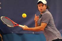 Tenis Liberec. Michal Schmid