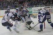 Kometa Brno - Bílí tygři Liberec 7:2 (1:0, 2:2, 4:0).