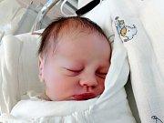 MAXMILIÁN PROVAZNÍK Narodil se 1. srpna v liberecké porodnici mamince Karolíně Provazníkové z Hrádku nad Nisou. Vážil 2,89 kg a měřil 48 cm.