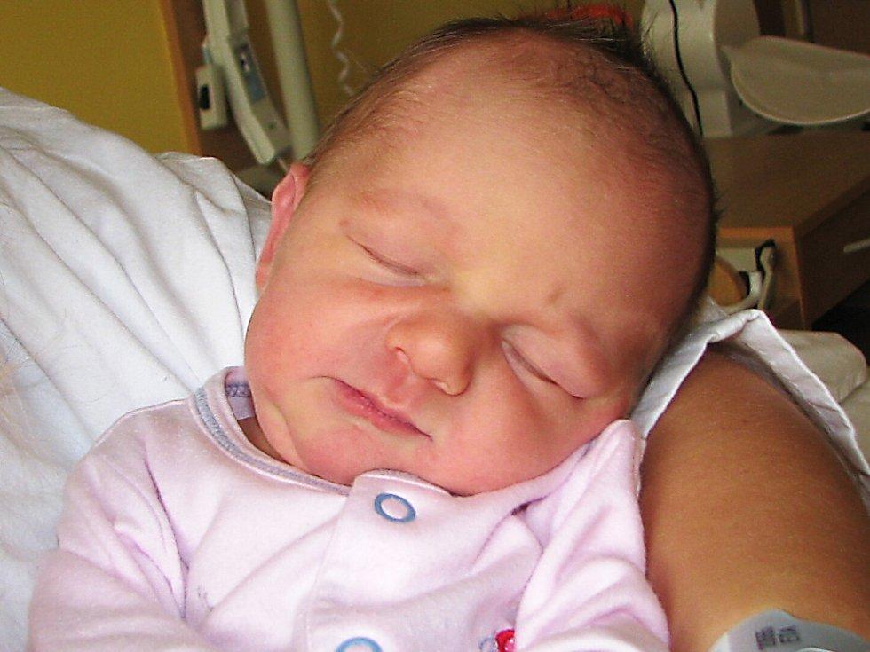 Šárka Kukelková se narodila 5. září rodičům Adrianě a Miroslavu Kukelovým  z Frýdlantu. Měřila 49 cm a vážila 3 kg. Blahopřejeme!