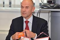 GENERÁLNÍ ŘEDITEL firmy Syner Martin Borovička.