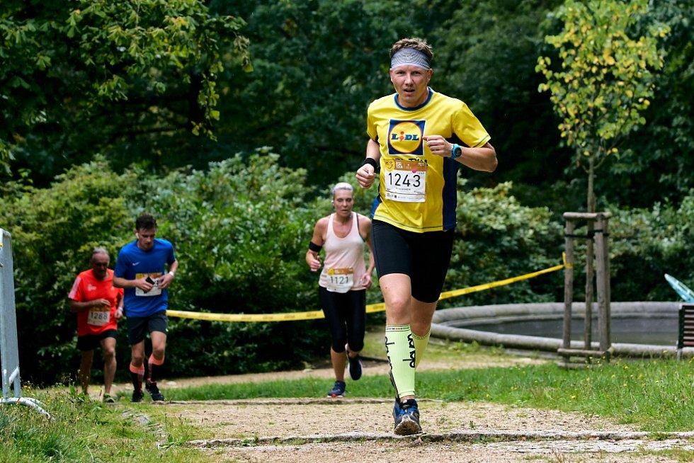V Liberci se konal závod RunTour.