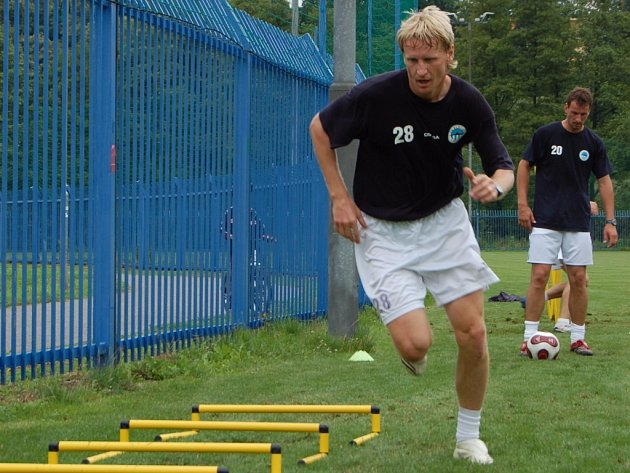 """HOST. Radek Bejbl našel ve Slovanu """"azyl""""."""