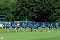 Fotbalisty Liberce čeká soustředění v Rakousku.