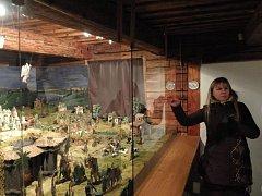 FRÝDLANT SE MÁ ČÍM CHLUBIT. Frýdlant není jen vojevůdce Valdštejn a zámek. Raritou je například Simonův betlém, který čítá 150 pohyblivých a 50 nepohyblivých figurek. Hodnotící komise zavítala i do Špitálku, obnovené ruiny sloužící teď jako muzeum.