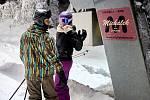 Zahájení lyžařské sezony na Ještědu v pátek 14. prosince