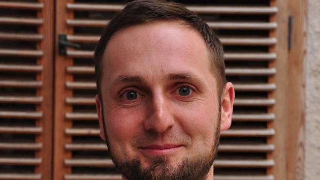 Ekonom Jakub Gogolewski z polské ekologické nadace RT-ON