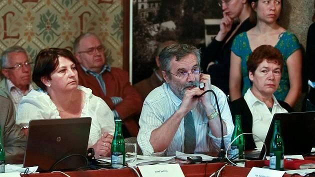 Zasedání libereckého zastupitelstva. Ilustrační foto.