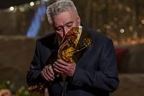 JOSEF ZÍMA získal Thálii za celoživotní operetně-muzikálové mistrovství.