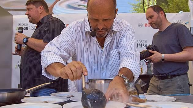 Festival Bosch Fresch Food v Liberci.