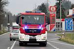 Kamion se srazil s Peugeotem, dva řidiči zemřeli.
