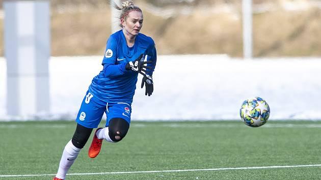 Fotbalistky libereckého Slovanu se z Brna vrátily s prázdnou.