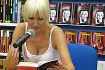 Spisovatelka Barbara Nesvadbová.