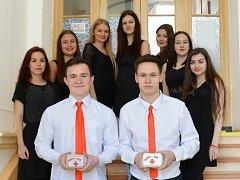 Studentská firma S&S už začíná sklízet úspěchy na veletrzích.
