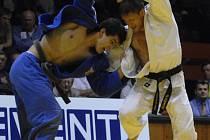 Judo - ilustrační fotografie.