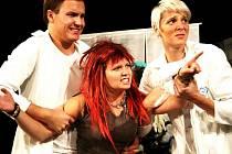 RODINNOU ZÁLEŽITOST zahrají v Klubu Na Rampě studenti herecké VOŠ.