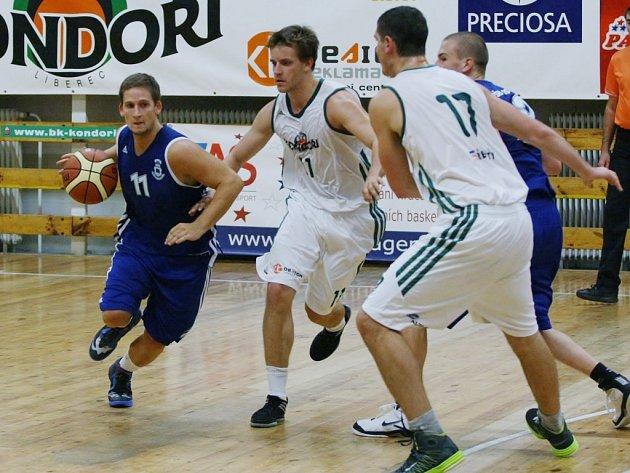 Basketbal - Kondoři