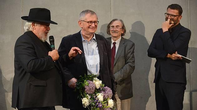 Letos získal také Jiří Suchomel poctu České komory architektů.