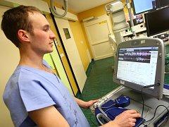 Specializované pracoviště liberecké nemocnice.
