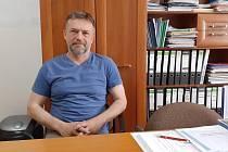 Starosta Černous, Miroslav Richter.