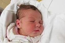 NELLA POŠTOVÁ Narodila se 3. dubna v liberecké porodnici mamince Monice Poštové z Liberce. Vážila 3,30 kg a měřila 49 cm.