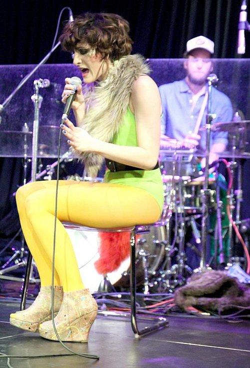 KAPELA TOXIQUE na koncertu ve vratislavické Desítce.