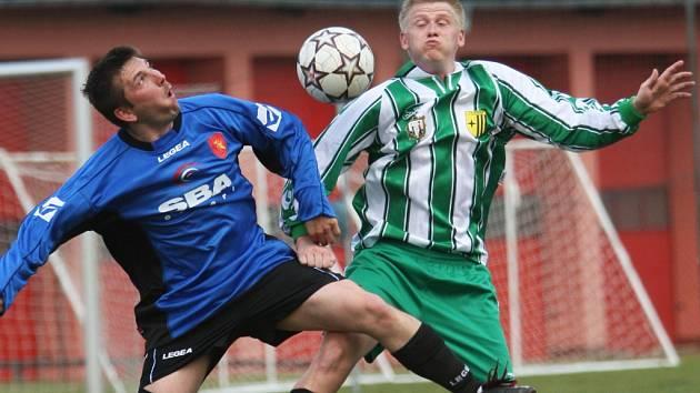 Utkání mezi SK Branžež a Jiskrou Vratislavice. Sudí ukončil utkání o cca 10 minut dříve.