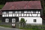 Dům řemesel vKryštofově údolí je ukázkou lidové architektury.