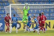 FC Slovan Liberec - SK Sigma Olomouc (34.kolo) 1:2