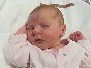 EMA KRÁLOVÁ  Narodila se 3. října v liberecké porodnici mamince Veronice Králové z Liberce. Vážila 3,48 kg a měřila 50 cm.