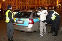 Sedmnáctiletý mladík utekl z výchovného ústavu. V centru Liberce ho po pár hodinách zadrželi policisté.