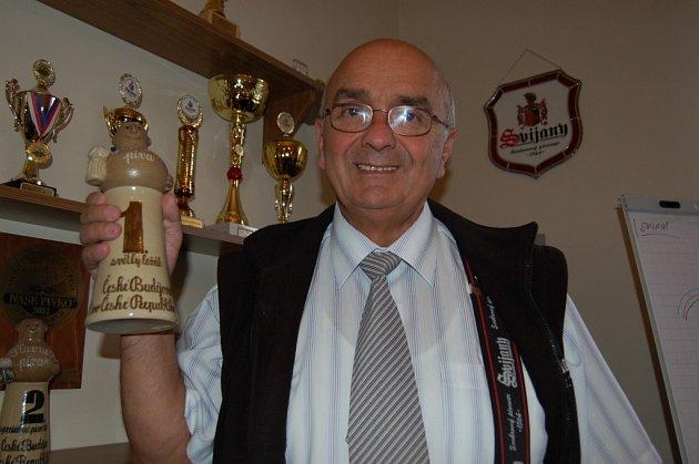 Ředitel oceňovaného pivovaru František Horák říká, že letošní ročník slavností je připraven na výbornou.