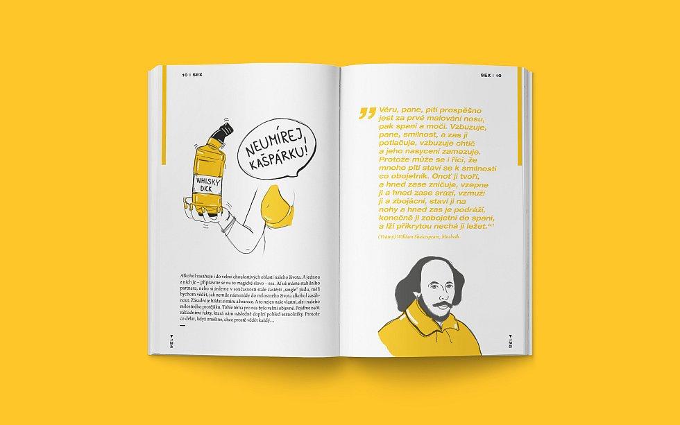 Kniha Suchej únor je novinou devátého ročníku stejnojmenné kampaně.