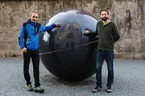 Václav Lábus a Daniel Vrbík
