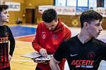 Futsalisty Liberce nově povede Aleš Benek.