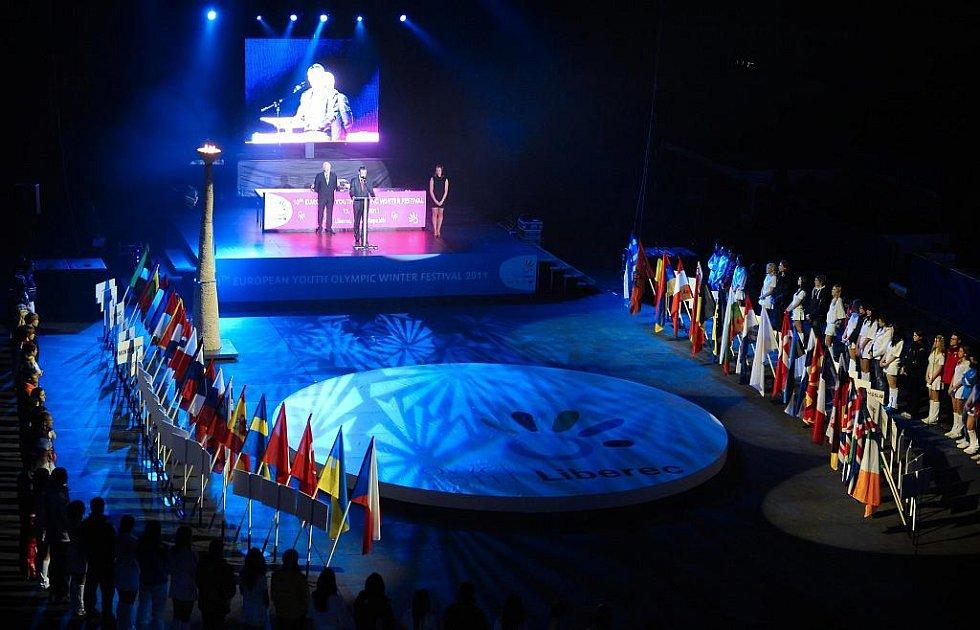 Závěrečný ceremoniál EYOWF
