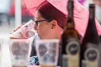 Pivní festival proběhl 1. září na náměstí Dr. E. Beneše v Liberci.