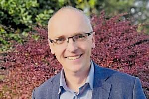 Petr Klokočník už rok rozvíjí společnost specializující se na čidla měřící statiku.