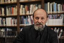 Václav Helšus, herec a dramatik libereckého Divadla F. X. Šaldy